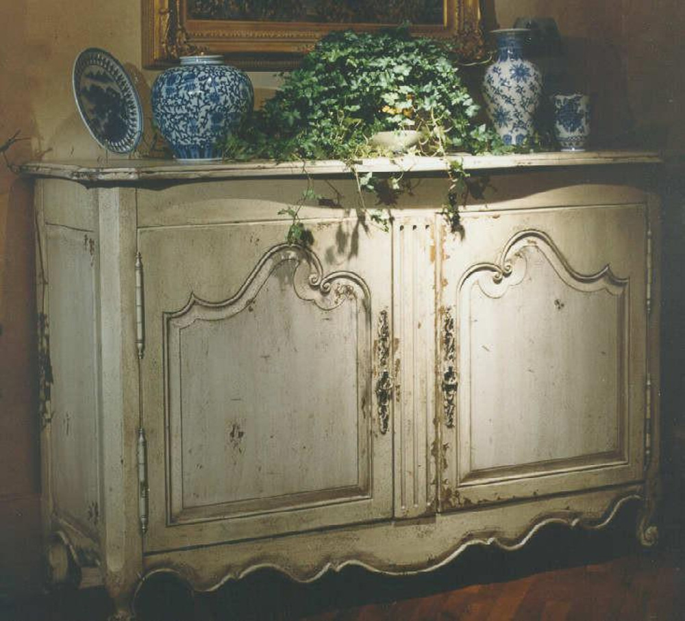 Habersham - French Commode