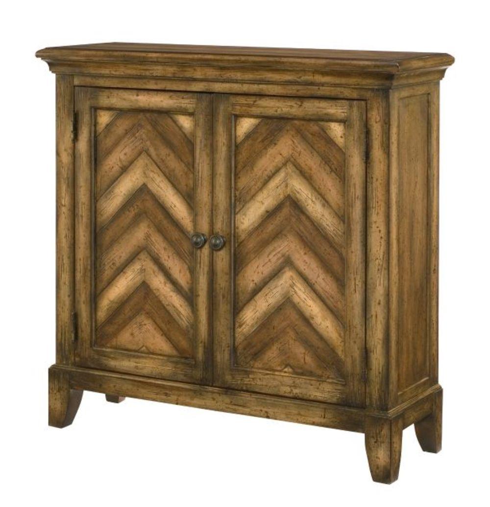 Hammary Furniture - Chevron Cabinet