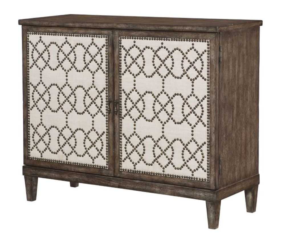 Hammary Furniture - Nailhead Cabinet