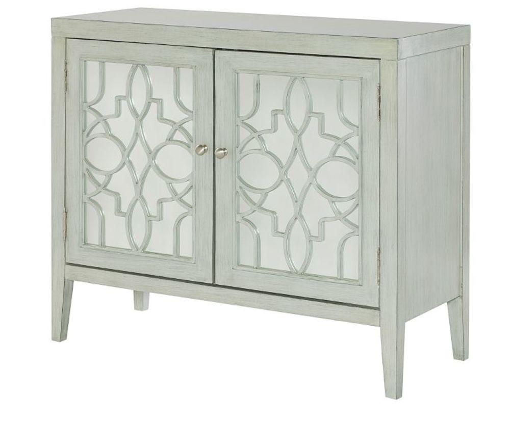 Hammary Furniture - Mirrored Door Accent Cabinet