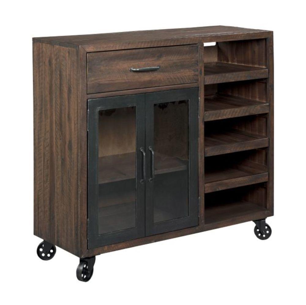 Hammary Furniture - Hidden Treasures Bar Trolley