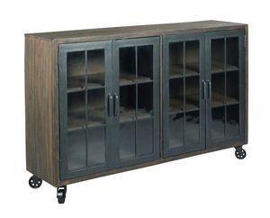 Thumbnail of Hammary Furniture - Hidden Treasures Trolley Door Cabinet