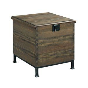 Thumbnail of Hammary Furniture - Hidden Treasures Trunk End Table