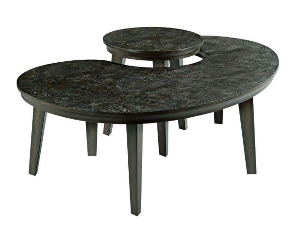 Hammary Furniture - Kidney Nesting Tables