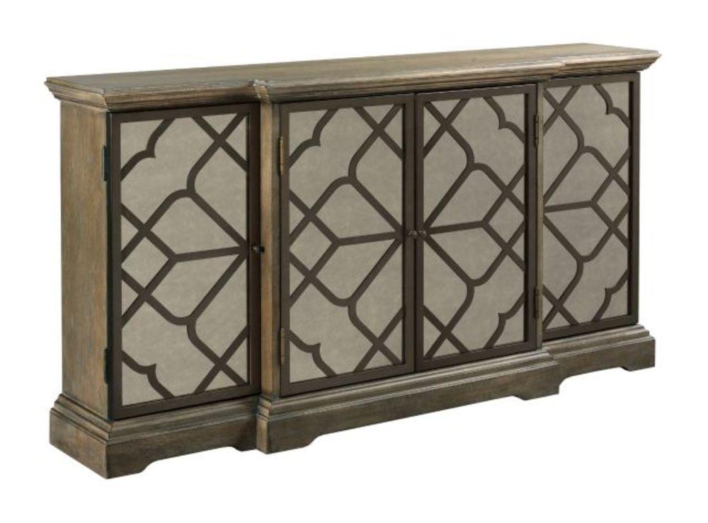 Hammary Furniture - Fret Cabinet
