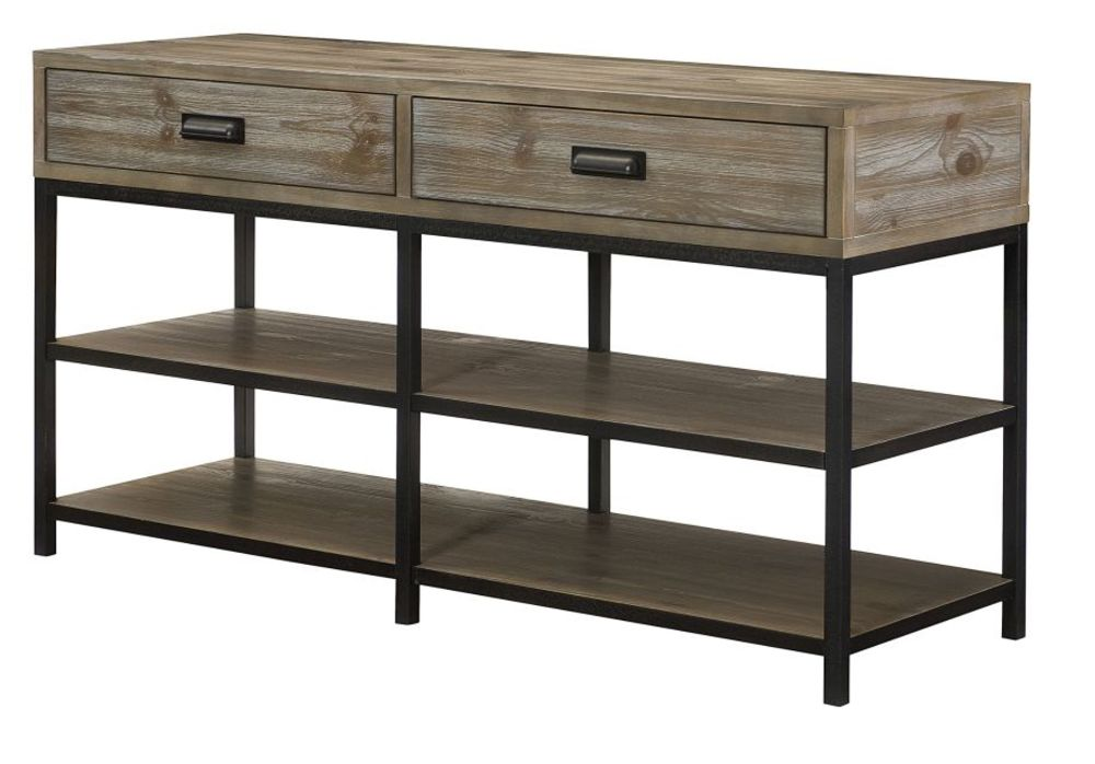 Hammary Furniture - Entertainment Console