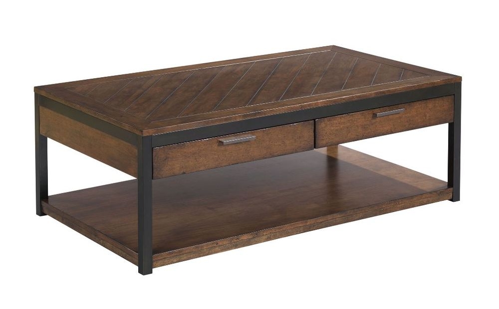 Hammary Furniture - Rectangular Cocktail Table