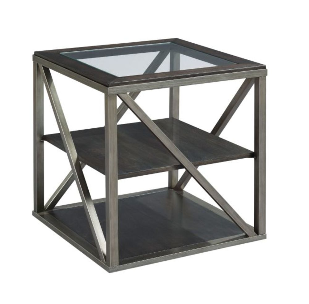 Hammary Furniture - Square End Table