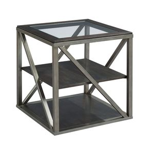 Thumbnail of Hammary Furniture - Square End Table