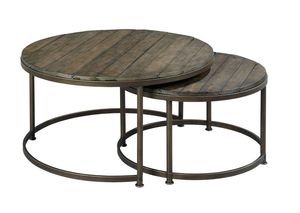 Thumbnail of Hammary Furniture - Rounding Nesting Cocktail Table