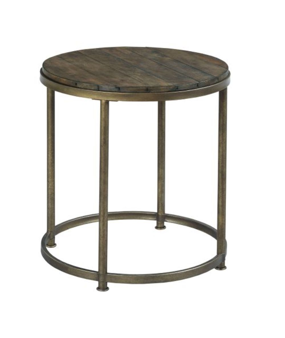 Hammary Furniture - Round End Table