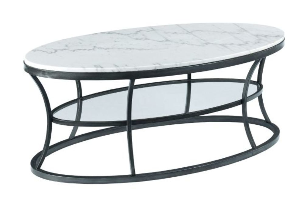 Hammary Furniture - Oval Cocktail Table