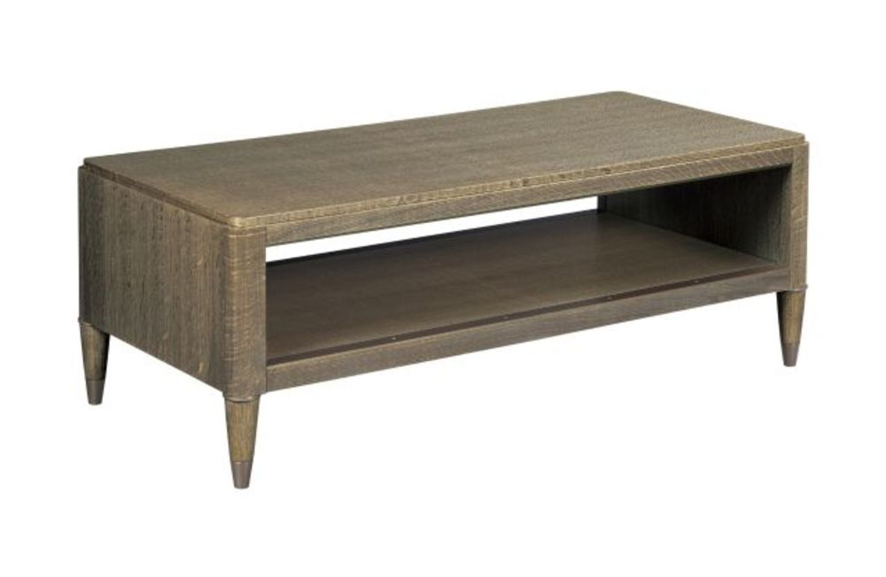 Hammary Furniture - Hyde Rectangular Cocktail Table