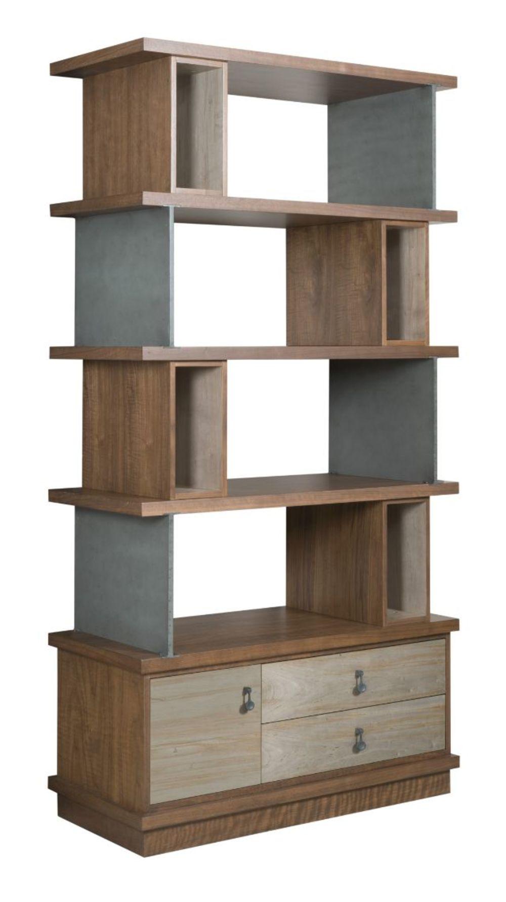 Hammary Furniture - Epoque Bookcase