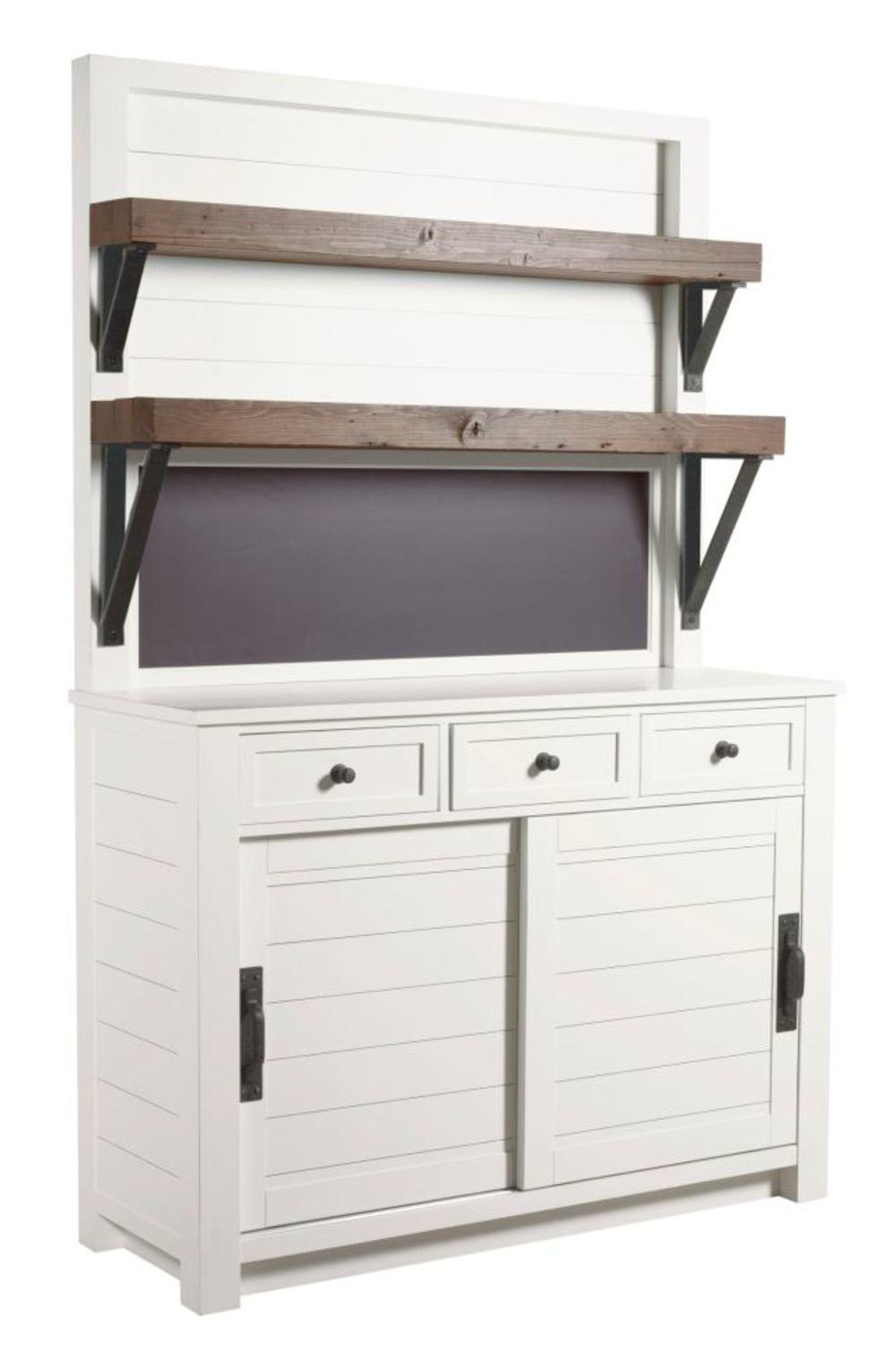 Hammary Furniture - Shiplap Cupboard