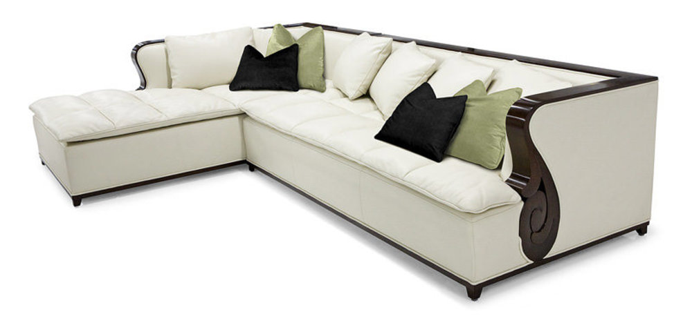 Christopher Guy - Sectional Sofa