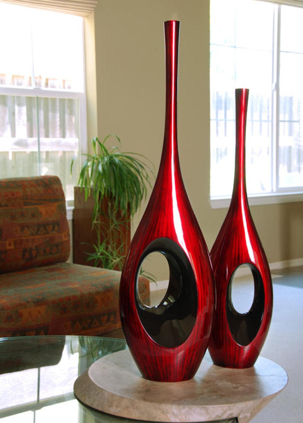 Hebi Arts - Hole Vase