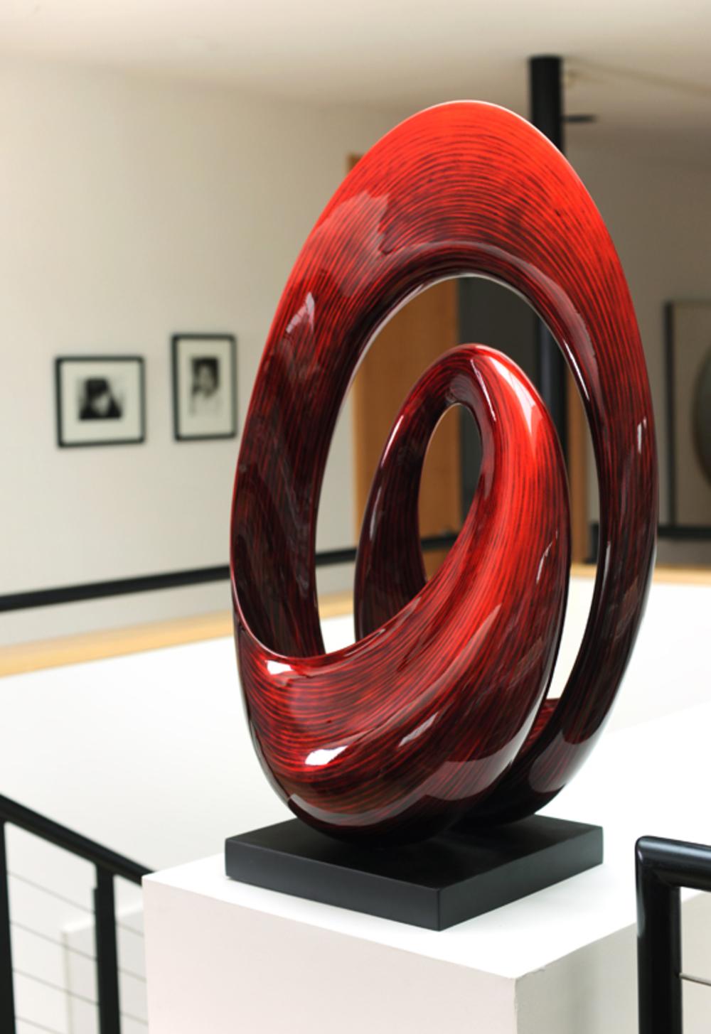 Hebi Arts - Sunrise Sculpture