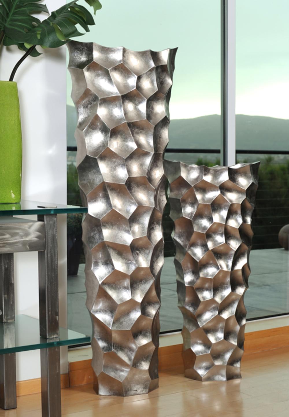 Hebi Arts - Stone Age Floor Vase