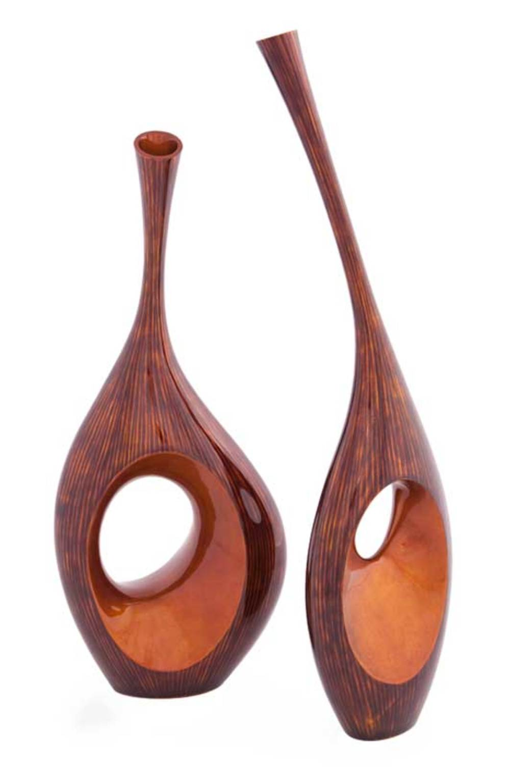 Hebi Arts - Hole Vase II
