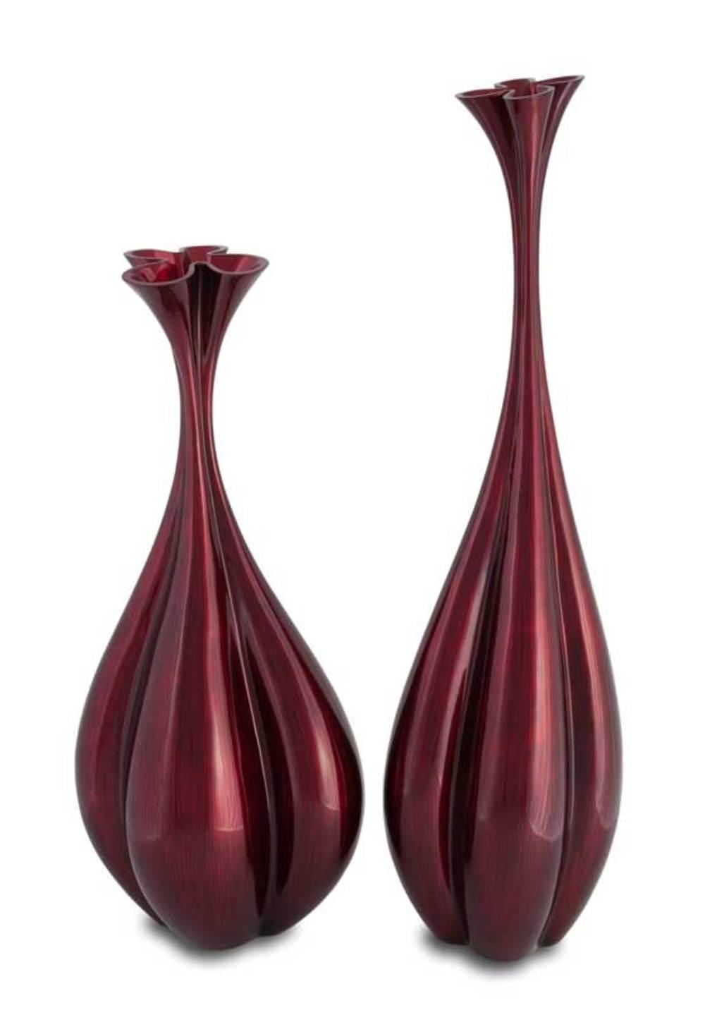 Hebi Arts - Clover Floor Vase