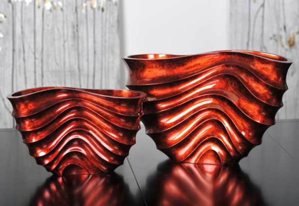 HEBI ARTS, INC - Wave Vase
