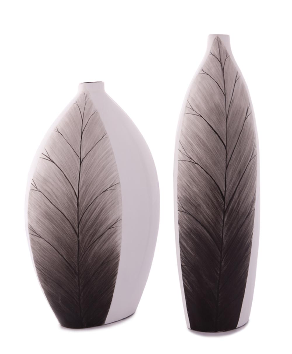 Hebi Arts - Leaf Vase