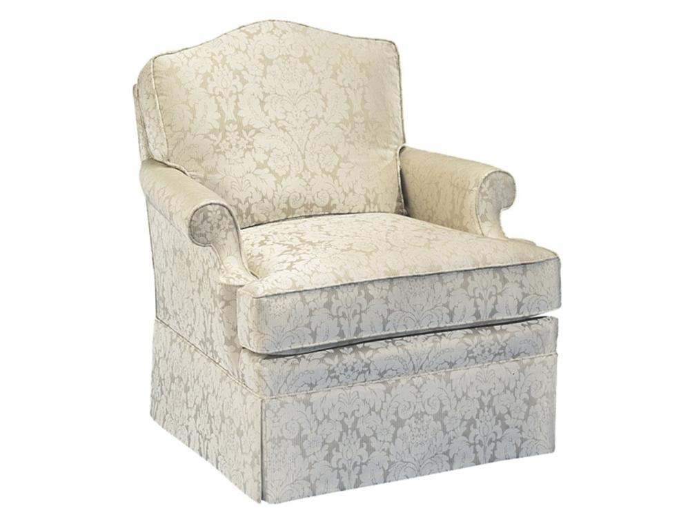 Hekman Furniture - Andrea Swivel Rocker