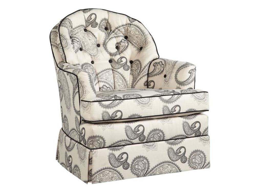 Hekman Furniture - Marcia Swivel Rocker Chair