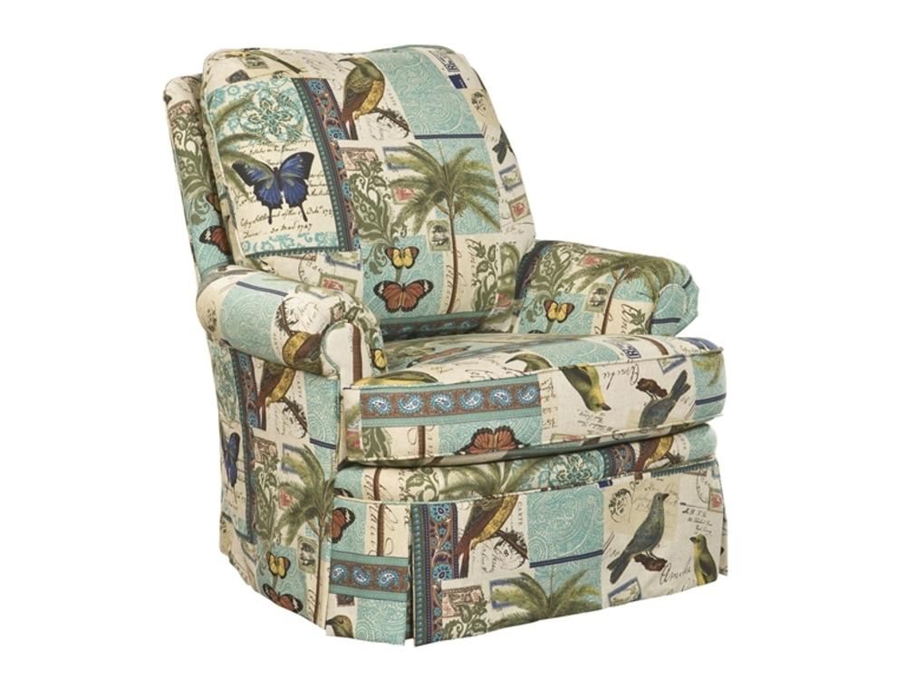 Hekman Furniture - Orlando Swivel Rocker