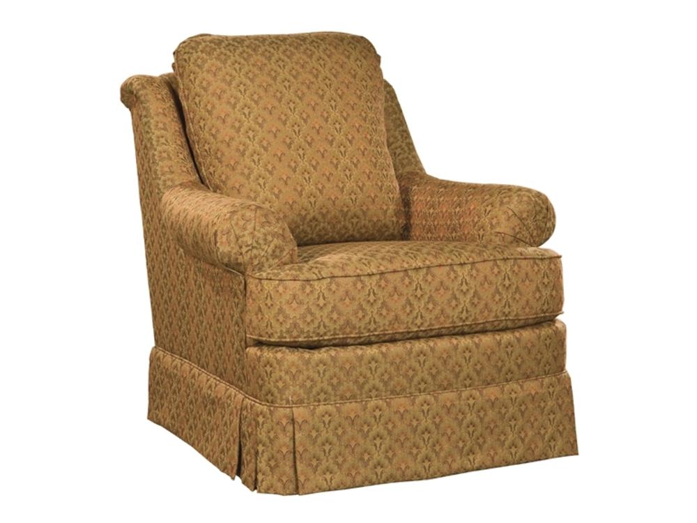 Hekman Furniture - Laura Swivel Rocker