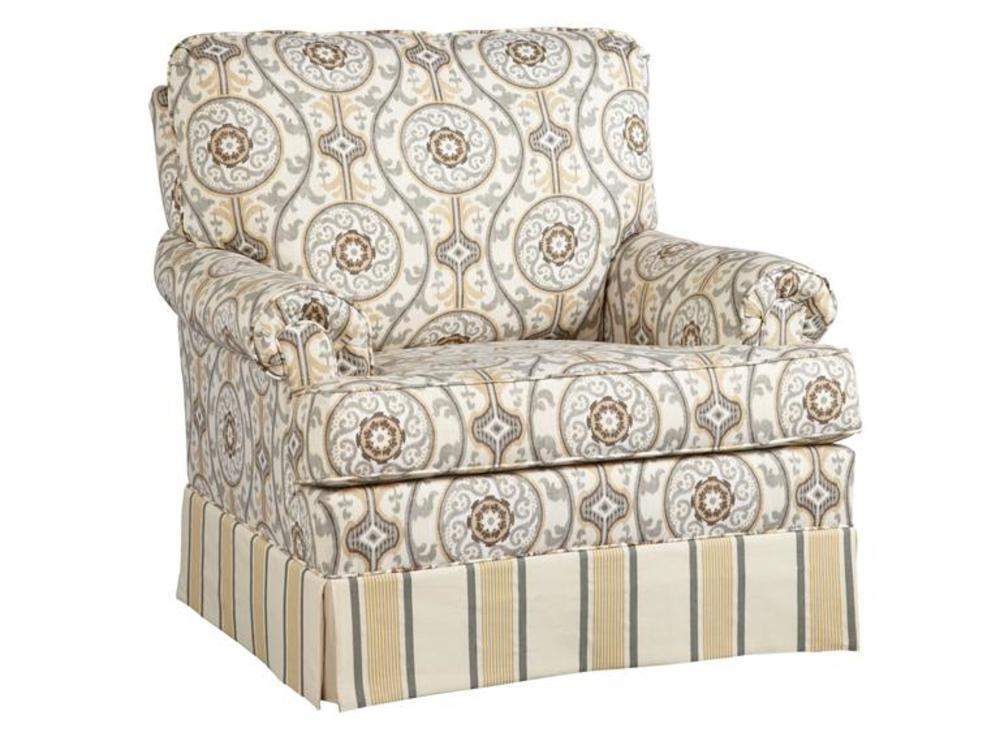 Hekman Furniture - Abby Swivel Rocker