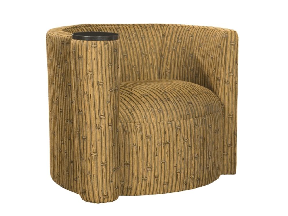 Hekman Furniture - Naomi Left Arm Facing Swivel Chair