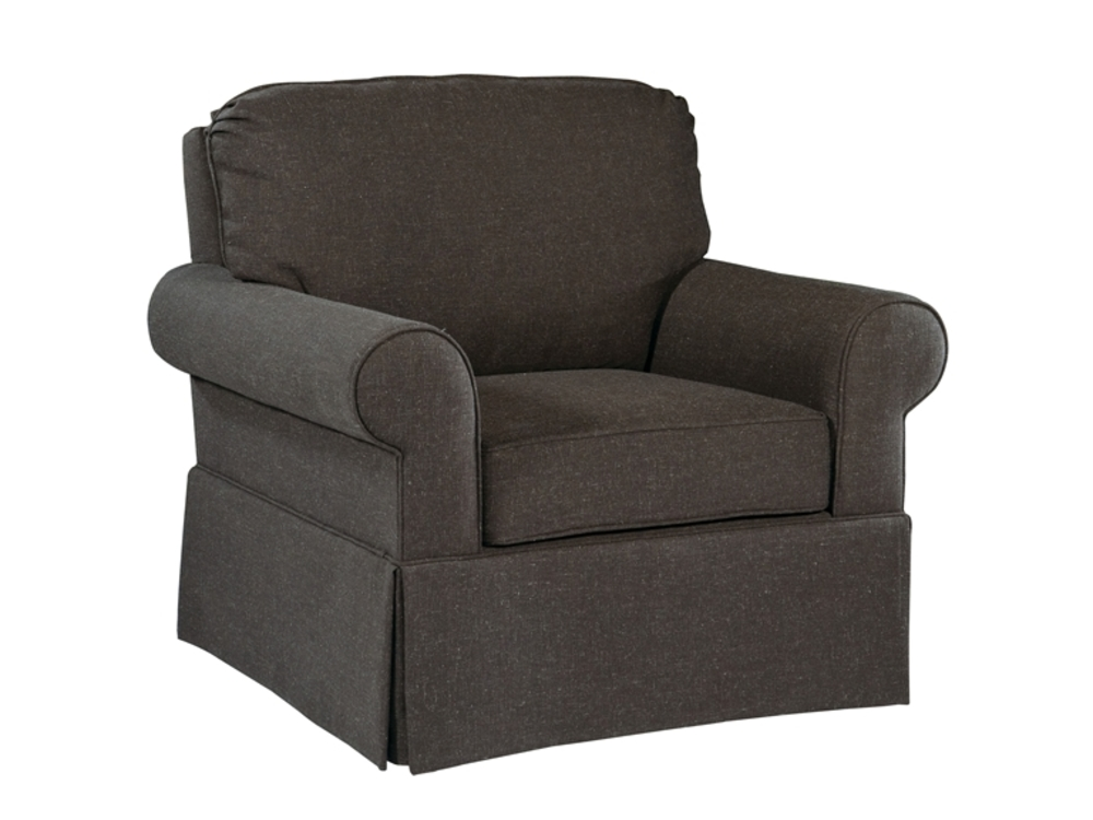 Hekman Furniture - Roman Swivel Rocker Chair