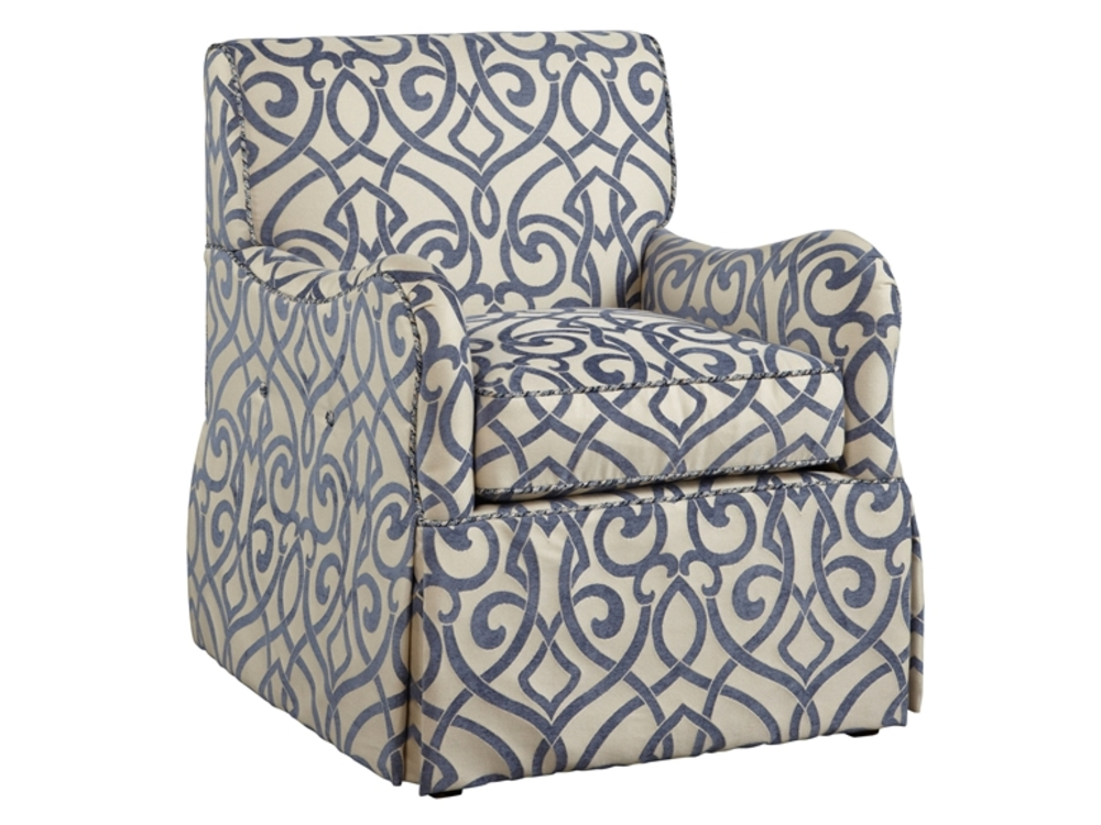 Hekman Furniture - Isabelle Swivel Glider Chair