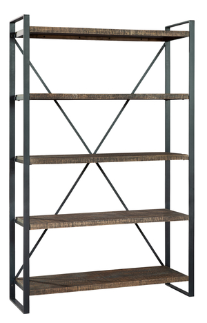Thumbnail of Hekman Furniture - Pittsburgh Industrial Open Bookcase