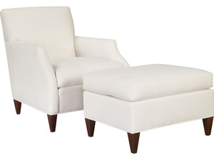 Thumbnail of Hickory Chair - Lorens Ottoman