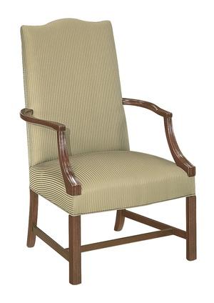 Thumbnail of Hickory Chair - Martha Washington Chair
