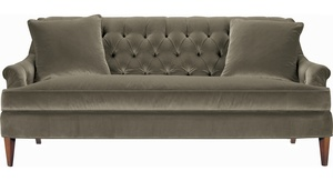 Thumbnail of Hickory Chair - Marler Tufted Sofa