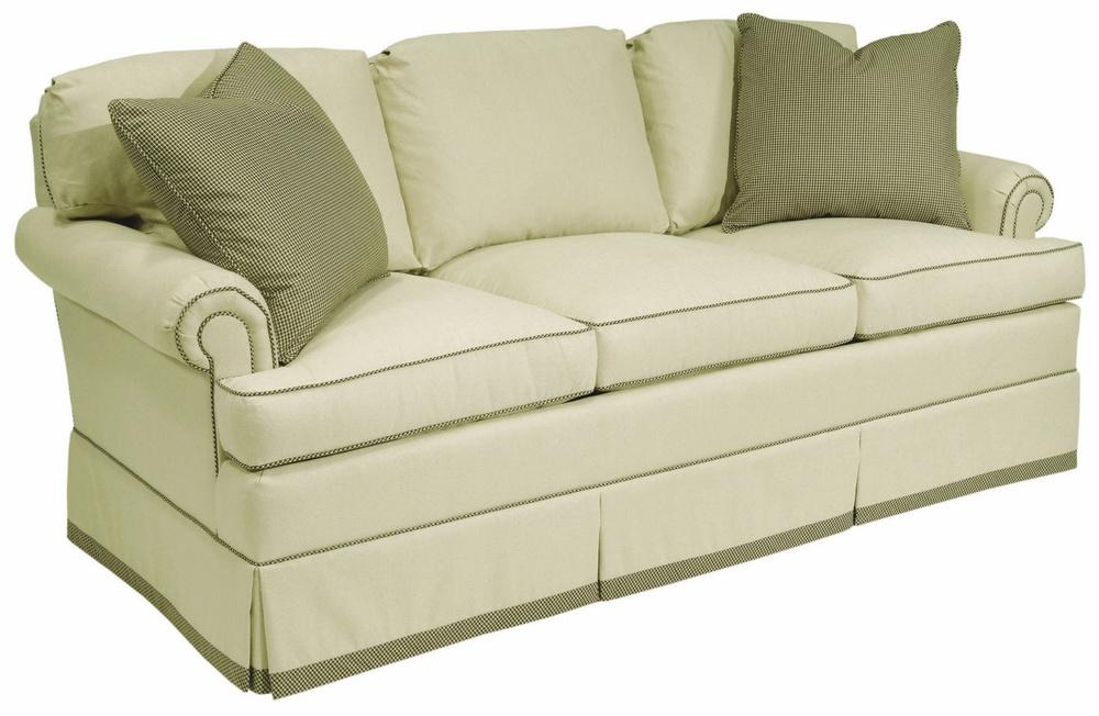Hickory Chair - Suffolk Sofa