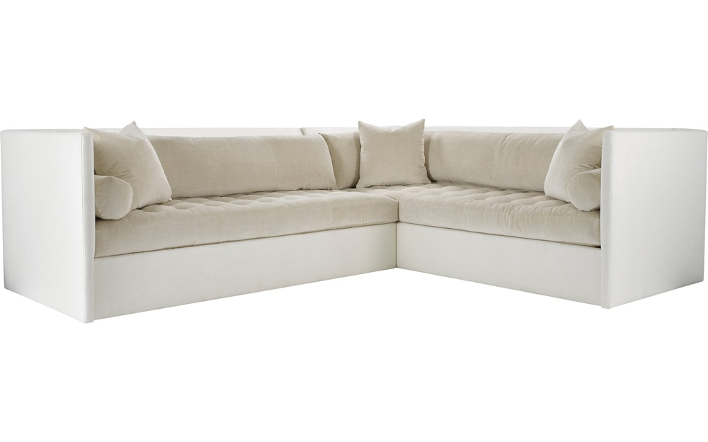 Hickory Chair - Lorraine Sectional