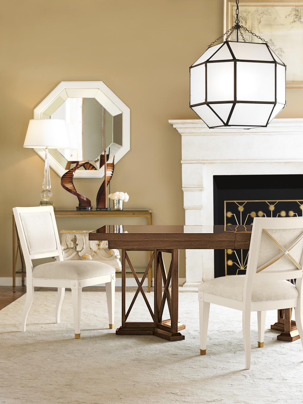 Hickory Chair - Trouvais Side Chair