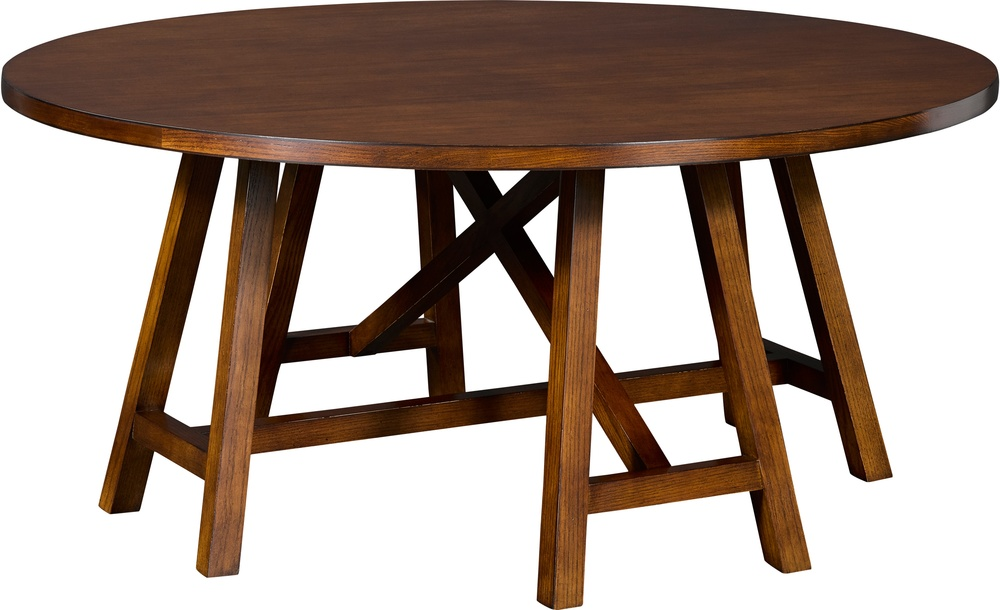Hickory Chair - Alden Cocktail Table