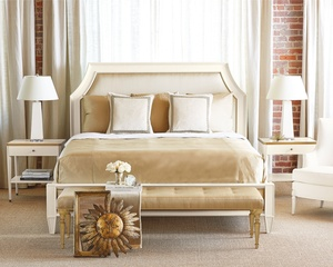 Thumbnail of Hickory Chair - Wellesley Upholstered King Bed