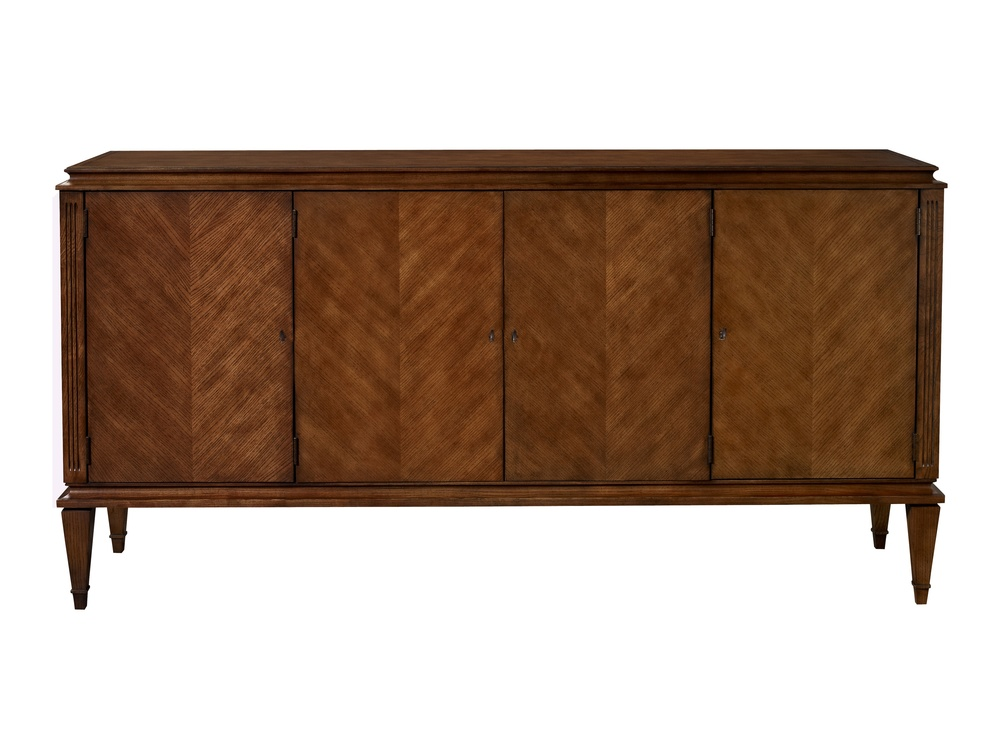 Hickory Chair - Artisan Grand Credenza
