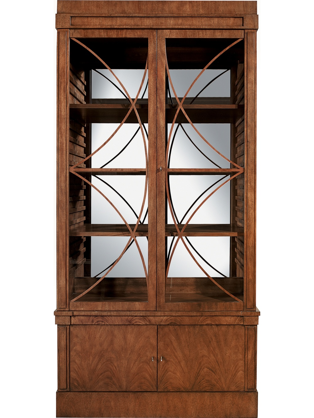 Hickory Chair - Artisan Grand Cabinet