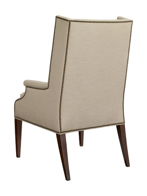 Thumbnail of Hickory Chair - Martin Host Chair with Arms