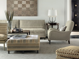 Thumbnail of Hickory Chair - Leigh Armless Sofa
