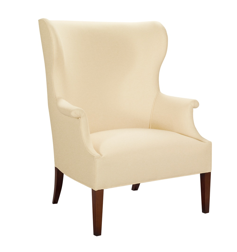 Hickory Chair - Josephine Wing Chair