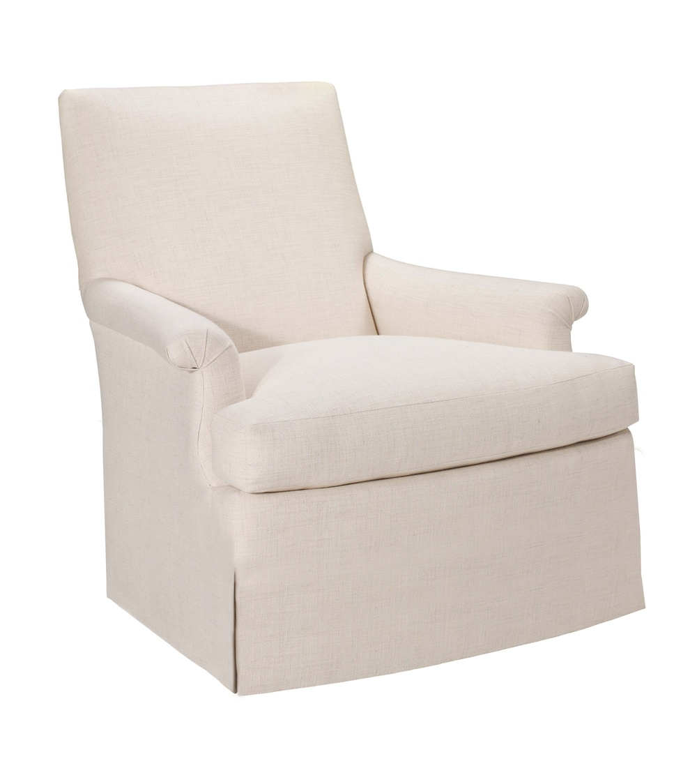 Hickory Chair - Virginia Swivel Chair